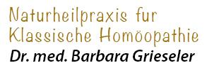 Dr. med. Barbara Grieseler - Naturheilpraxis für Klassische Homöopathie